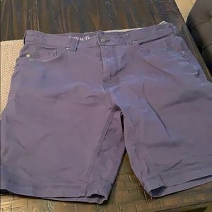 Men's prana shorts